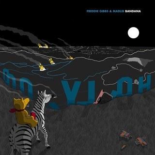 Freddie Gibbs & Madlib Bandana LP