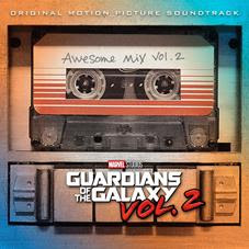 Guardians Of The Galaxy Vol.2 Awesome Mix LP