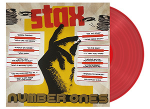 Styx Number Ones LP - Red Vinyl-