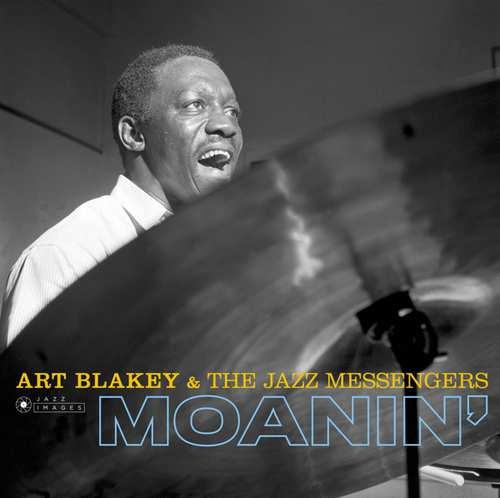 Art Blakey Moanin LP