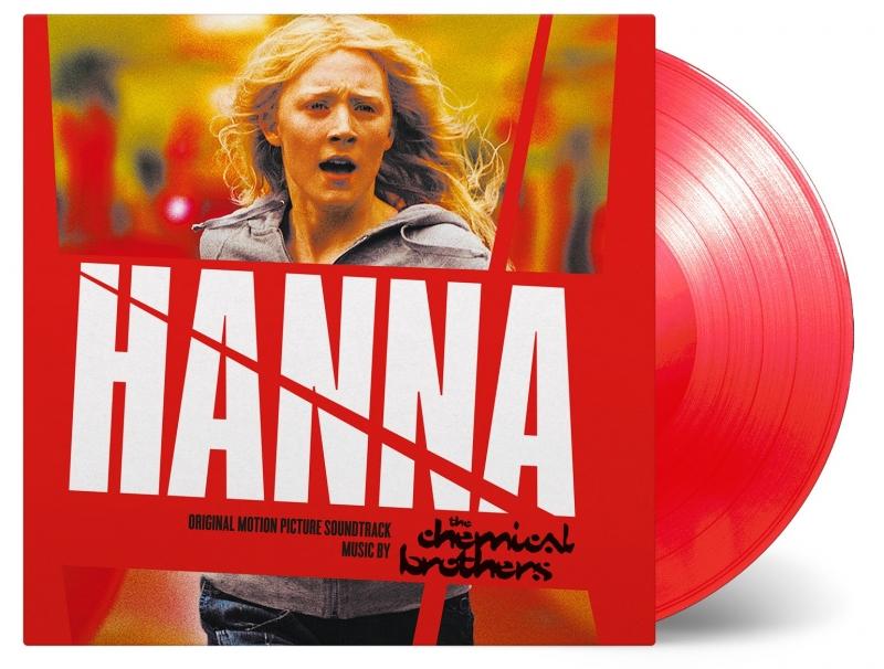 Chemical Brothers / O.s.t. Hanna LP -Coloured Vinyl-