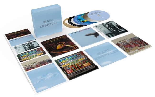 Mark Knopfler The Studio Albums 1996-2007 6LP