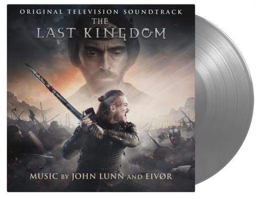 Last Kingdom 2LP - Silver Vinyl-