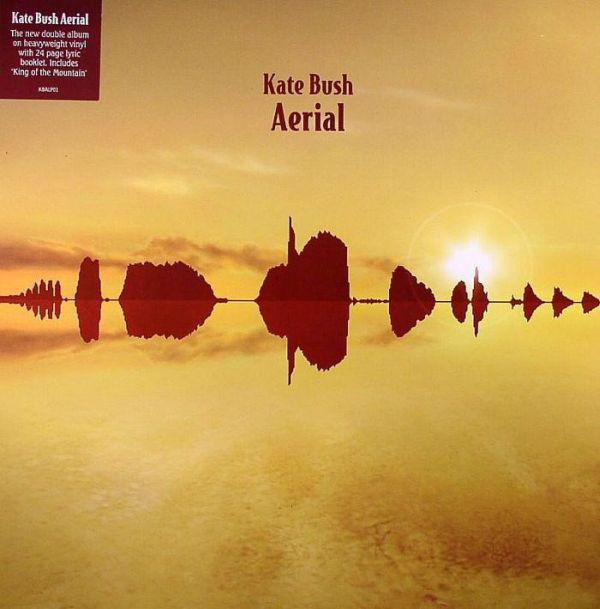 Kate Bush Remasters Aerial 2LP