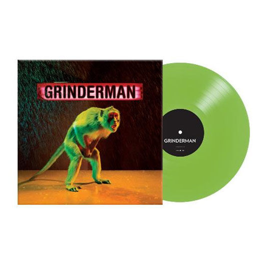 Grinderman Grinderman LP - Green Vinyl-