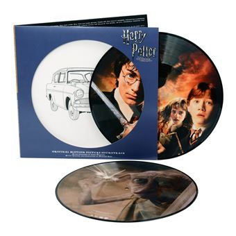 Harry Potter And The Chamber Of Secrets LP - Picture Disc-