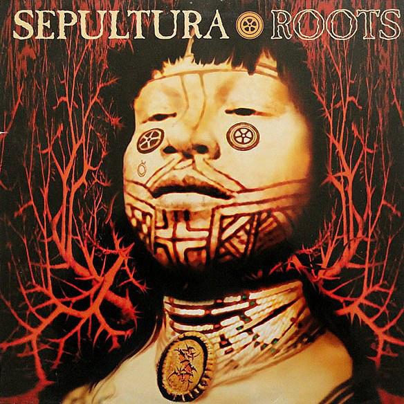 Sepultura Roots 2LP