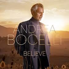 Andrea Bocelli Believe 2LP