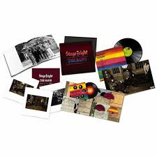 "The Band Stage Fright - 50th Anniversary 180g LP, 7"" Vinyl Single, 2CD & Blu-Ray Super Deluxe Box Set"