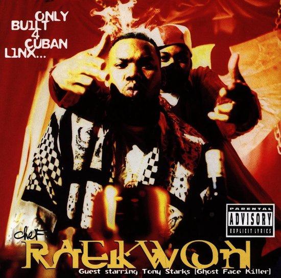 Raekwon: 'Only Built 4 Cuban Linx 2LP