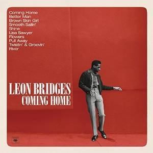 Leon Bridges Coming Home LP.
