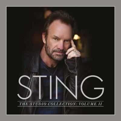 Sting - The Studio Collection Vol. 2 5LP