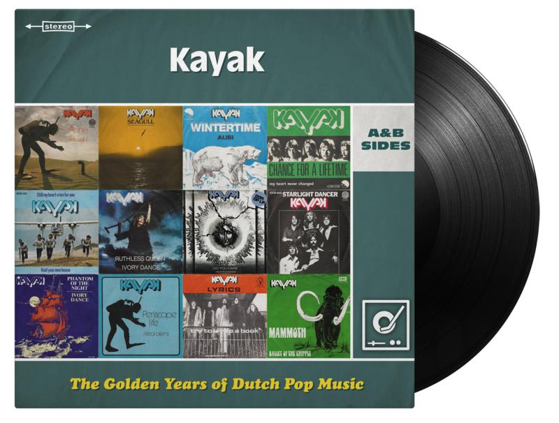 Kayak Golden Years Of Dutch Pop Music 2LP