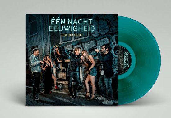 Van Dik Hout Een Nacht Eeuwigheid LP - Glow in the Dark Vinyl-