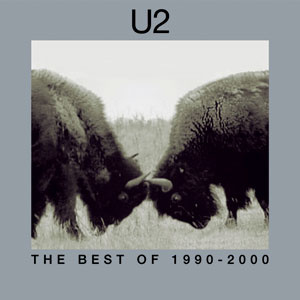 U2 The Best of 1990-2000 180g 2LP