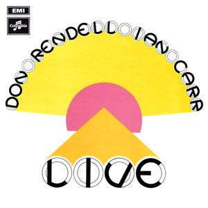 The Don Rendell-Ian Carr Quintet Live 180g LP