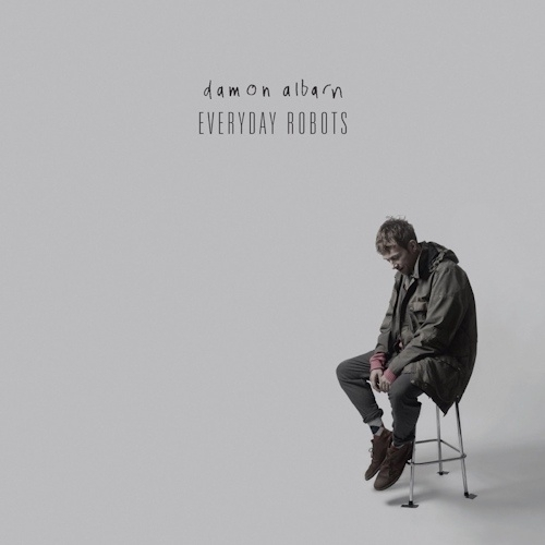 Damon Albarn - Everyday Robots 2LP + CD