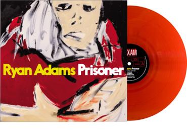 Ryan Adams Prisoner LP - Red Vinyl -