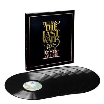 The Band The Last Waltz 40th Anniversary Edition 180g 6LP Box Set