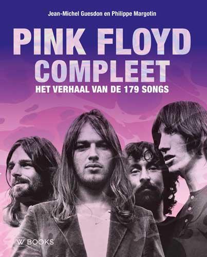 Pink Floyd Compleet Boek