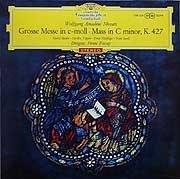 MOZART MASS IN C MINOR 180g LP
