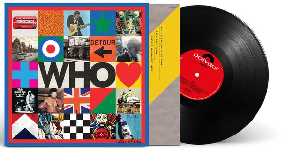 The Who Who 2LP
