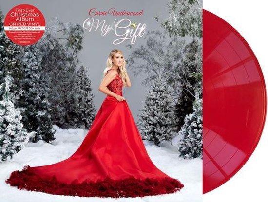 Carrie Underwood My Gift LP -Red Vinyl-