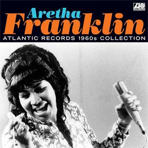 Aretha Franklin Atlantic Records 1960s Collection 6LP Box Set