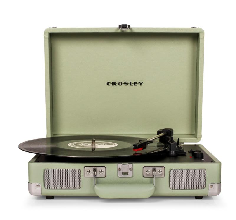 Crosley Cruiser Deluxe - Mint - Nieuw-