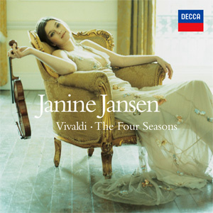 Janine Jansen Vivaldi The Four Seasons 180g LP