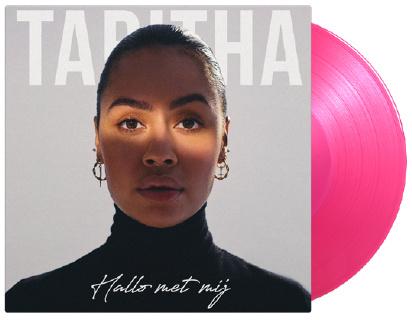 Tabitha Hallo Met Mij LP - Pink Vinyl-