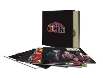 Cream 1966 - 1972 7LP Box Set