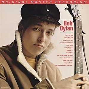 Bob Dylan Bob Dylan Numbered Limited Edition Hybrid Mono SACD