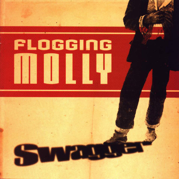 Flogging Molly Swagger LP