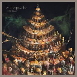 Motorpsycho The Tower 2LP