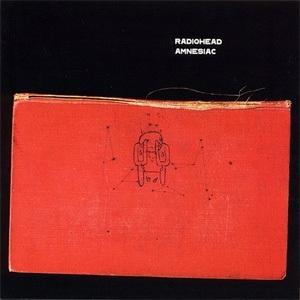 Radiohead Amnesiac 2LP