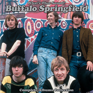 Buffalo Springfield What's That Sound? Complete Albums Collection 5LP Set (Stereo/Mono)
