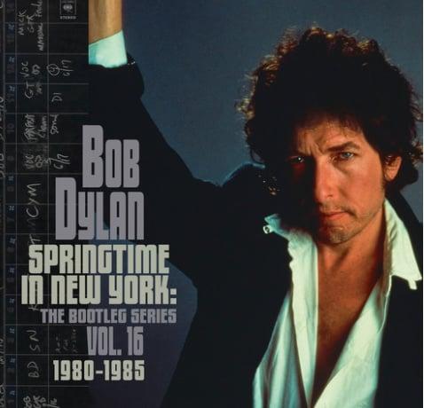 Bob Dylan The Bootleg Series Vol. 16: Springtime In New York (1980-1985) 5CD