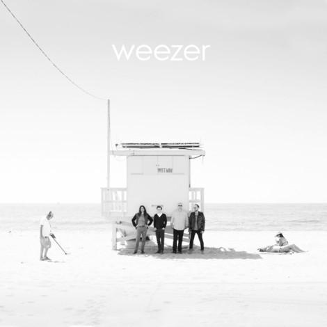Weezer Weezer LP (white Album)