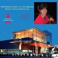 Antonio Lysy - At The Broad Music From Argentina HQ LP