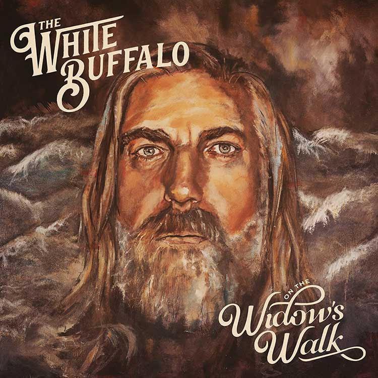 White Buffalo On Widow's Talk CD