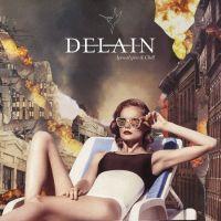 Delain Apocalypse & Chill 2LP - Orange Vinyl-