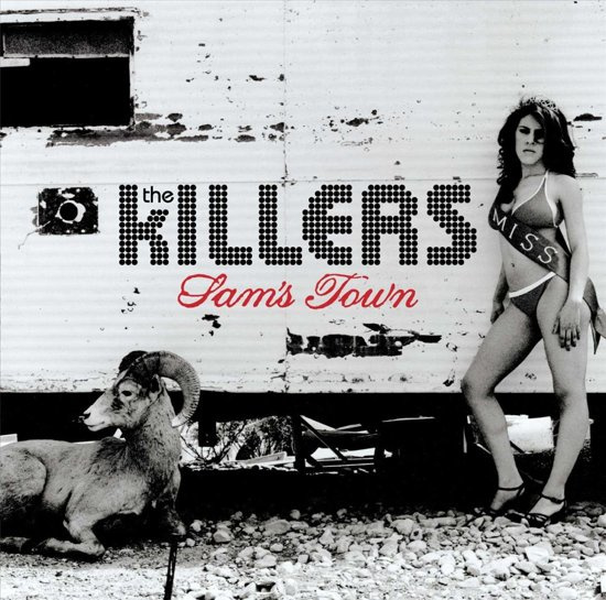 Killers Sam`s Town LP
