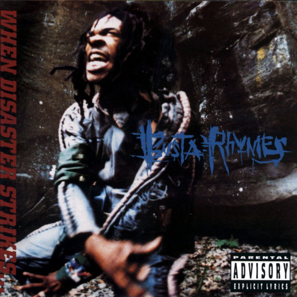 Busta Rhymes When Disaster Strikes…2LP