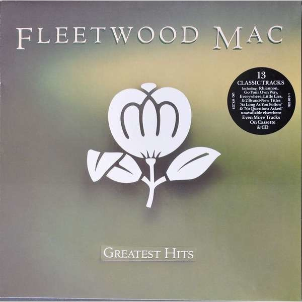 Fleetwood Mac Greatest Hits LP