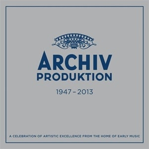 Archiv Produktion 1949-2013 Early MusicOf Deutshe Grammophon HQ 5LP -Ltd-