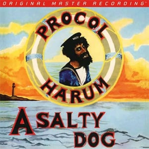 Procol Harum A Salty Dog Numbered Limited Edition Hybrid Stereo SACD
