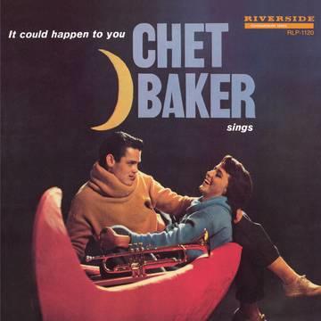 CHET BAKER Chet Baker Sings It Could Happen To You LP