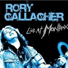 Rory Gallagher Live At Montreux HQ 2LP + CD