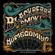 Blackberry Smoke Homecoming (live Atlanta) -live- 3LP